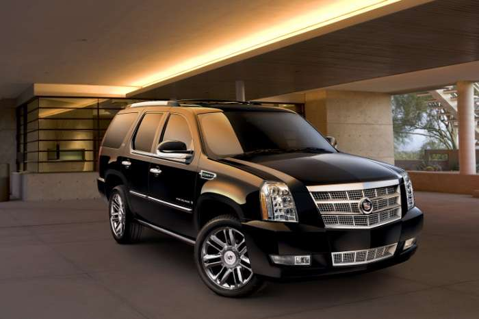 Cadillac Escalade Hybrid Platinum Edition