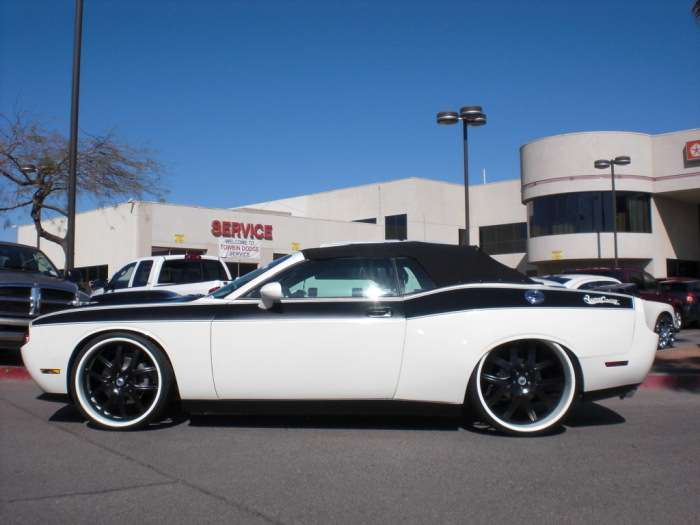 Dodge Challenger Convertible by WCC