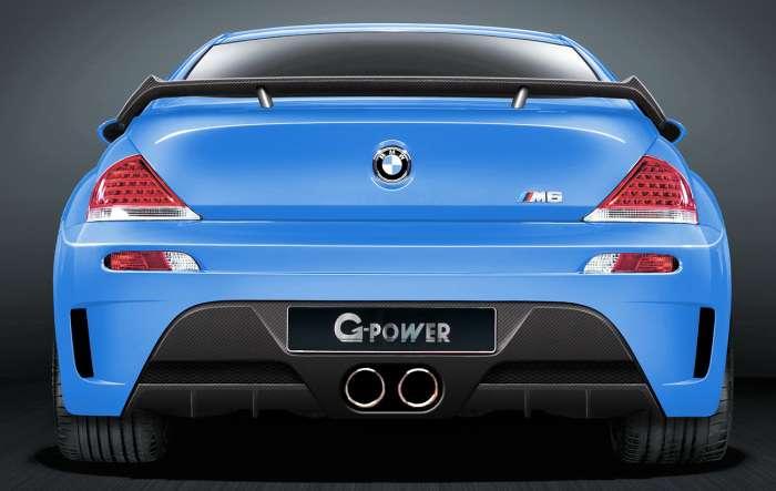 BMW GPower M6 Hurricane CS