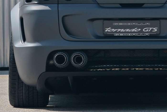 Porsche Cayenne Turbo Gemballa Tornado 750 GTS