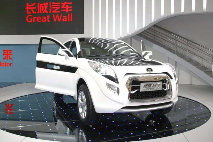 Great Wall Hover H7 Concept