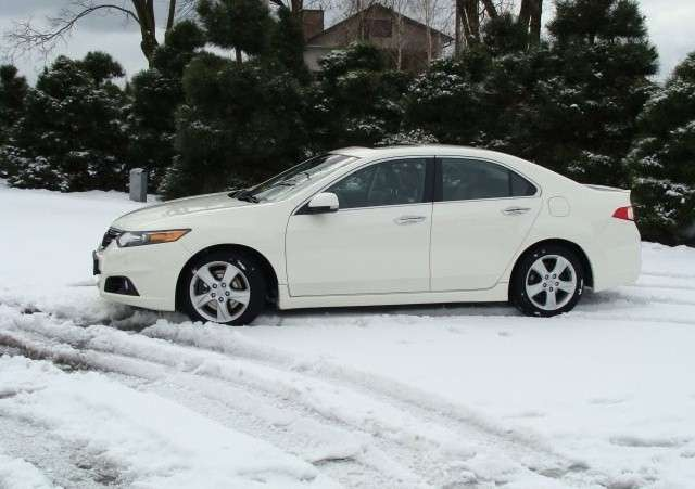Honda Accord test