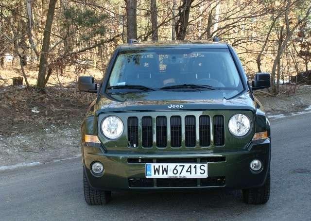 Jeep Patriot test