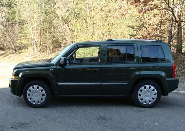 Jeep Patriot test