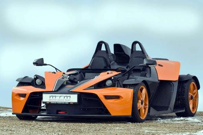 KTM XBOW by MTM