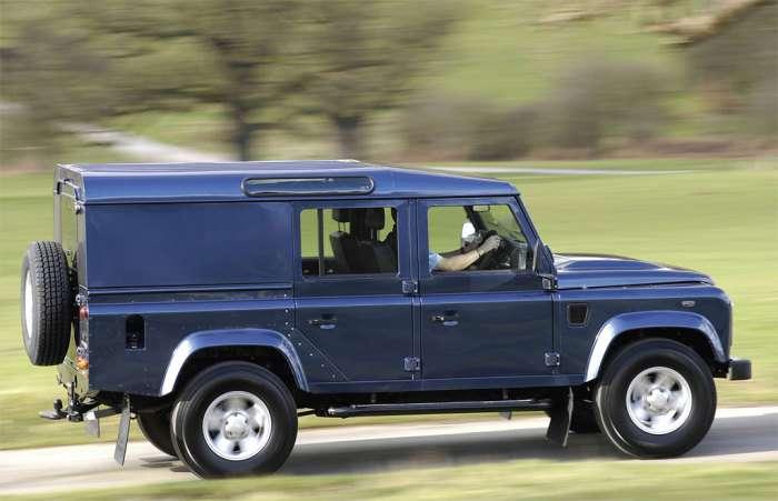 Land Rover Defender 110 Utility Wagon
