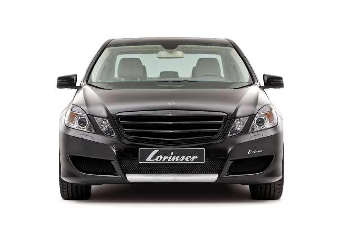 Mercedes E500 by Lorinser