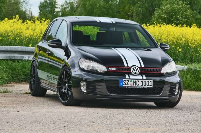 Mcchip VW Golf GTI VI