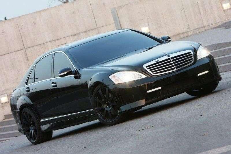 Mercedes S Relux