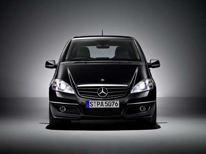 Mercedes A Special Edition