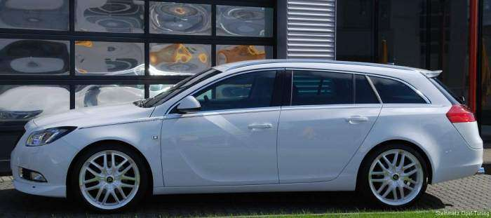 Opel Insignia Sports Tourer by Steinmetz