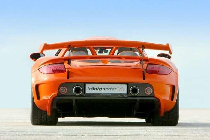 Porsche Carrera GT by Koenigseder