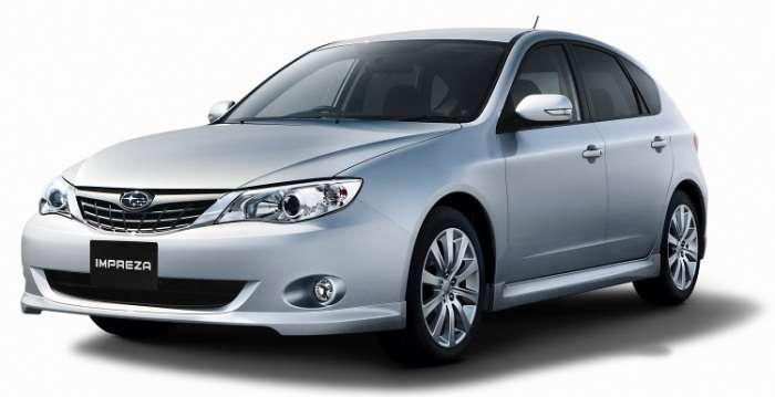 Subaru Impreza Comfort Selection II