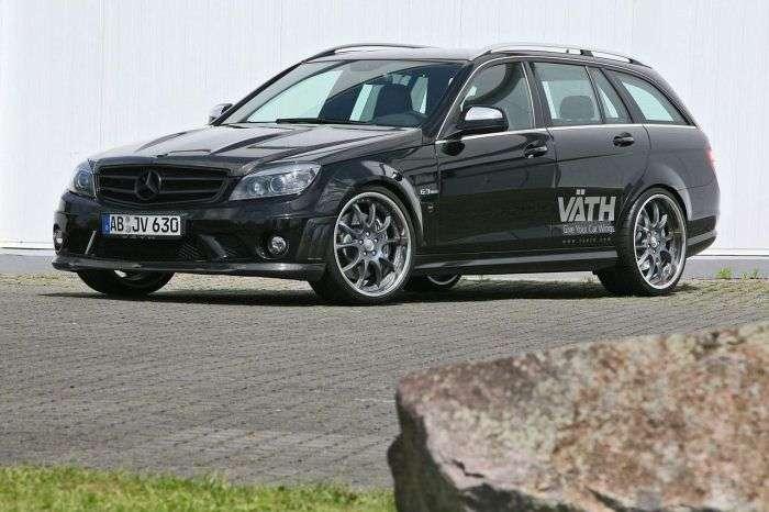 Mercedes C by Vath