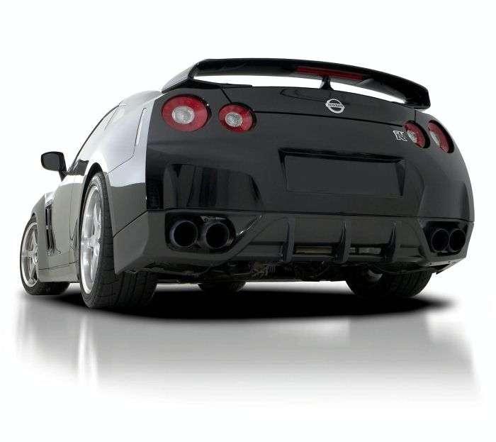 Nissan GTR by Vorsteiner