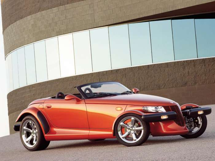 Plymouth Prowler Limo