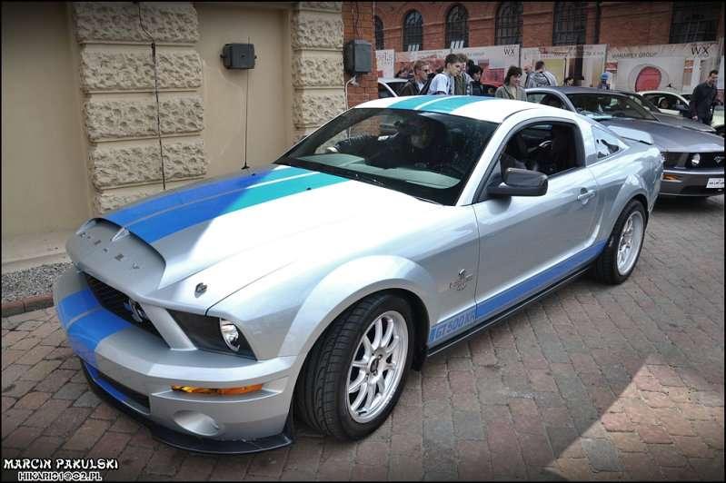 Polska replika Mustanga Shelby GT 500