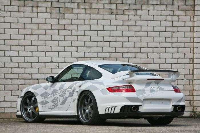 Porsche 911 GT2 Wimmer