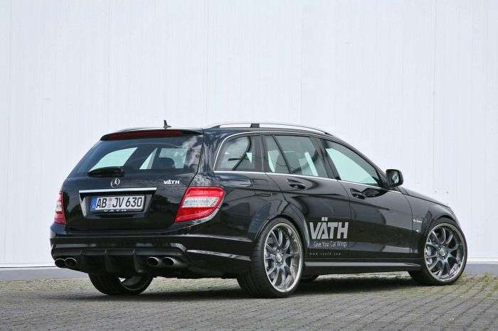 Mercedes C by Vath