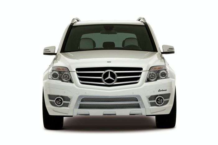 Mercedes GLK by Lorinser