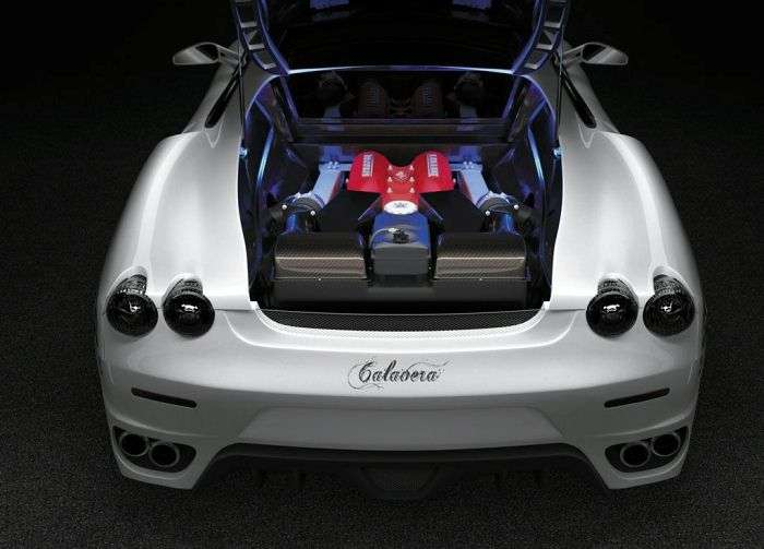 Ferrari F430 Calvera