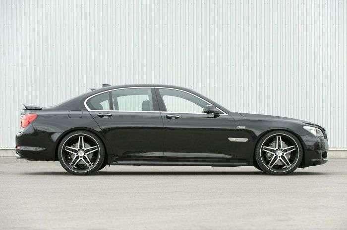 BMW 7 Hamann