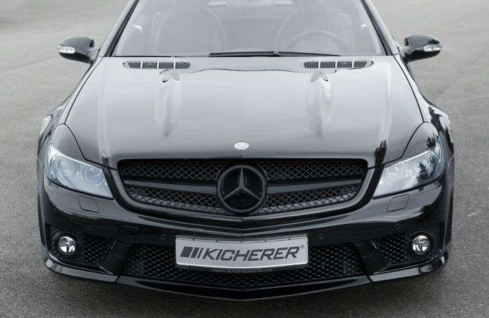 Mercedes SL by Kicherer