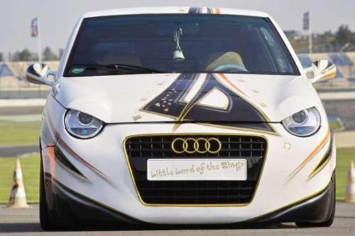 Volkswagen Lupo Audi Porsche tuning
