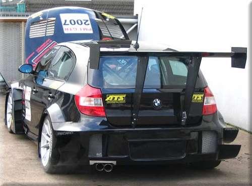 BMW 1 GTR