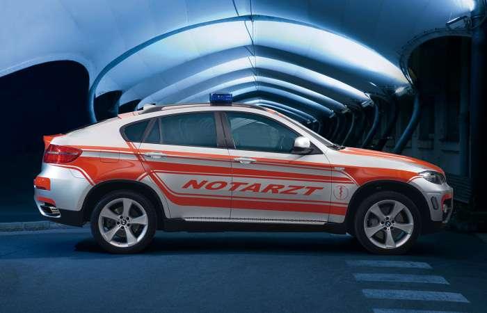 BMW X6 Ambulance