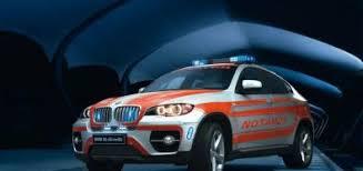 BMW X6 Ambulans