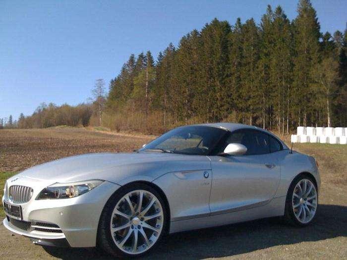 BMW Z4 tuning