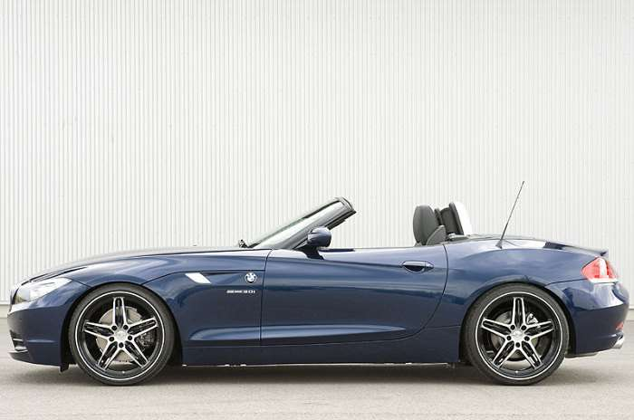 BMW Z4 by Hamann