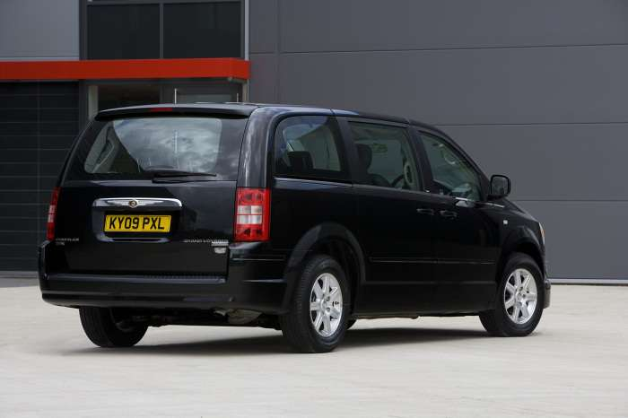 Chrysler Voyager 25 Anniversary Edition