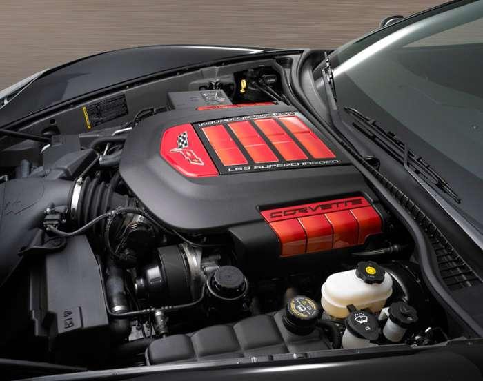 Corvette Hero Edition