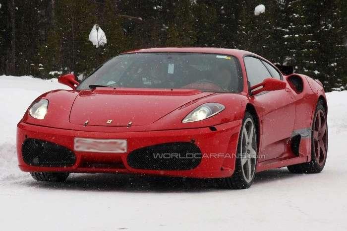 Ferrari F450 zadebiutuje we Frankfurcie