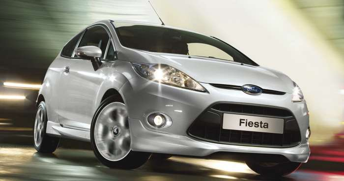 Ford Fiesta Sport Edition