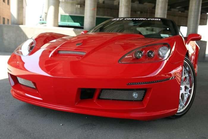Corvette ZX1