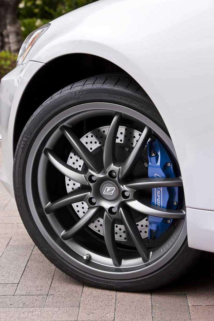 Lexus IS C FSport