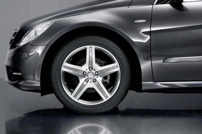Mercedes R Grand Edition