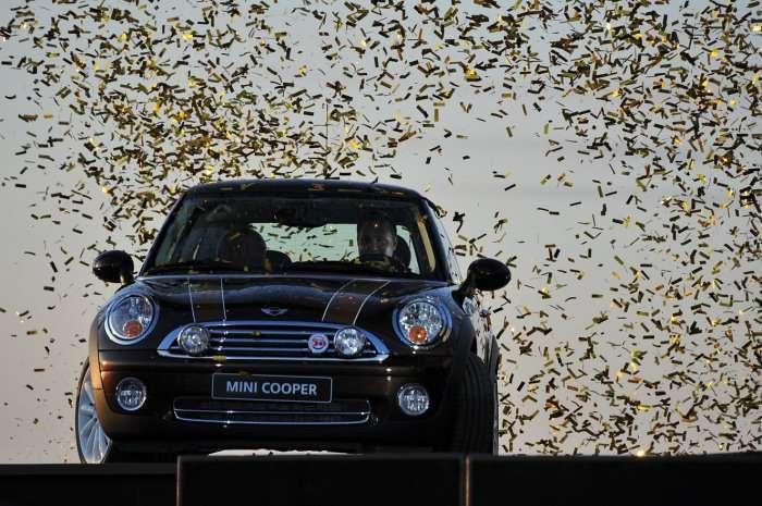 Urodziny Mini na Silverstone