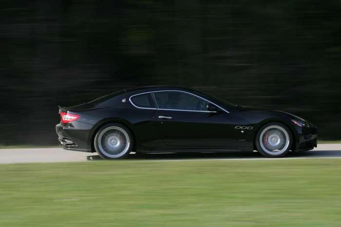 Maserati GranTurismo by Novitec