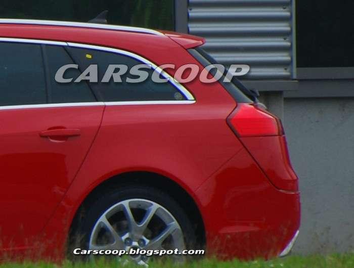 Vauxhall Insignia Sports Tourer OPC