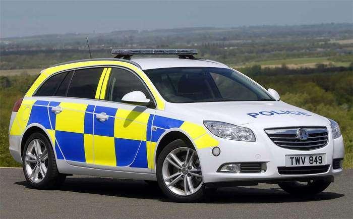 Opel Insignia milicja obywatelska
