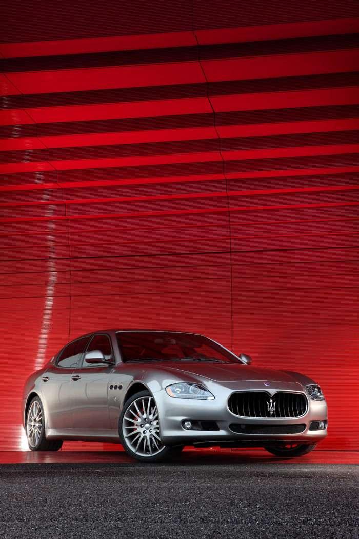 Maserati Quattroporte Sport GT S