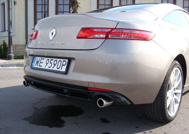 Renault Laguna Coupe 3.5 V6 240KM Initiale