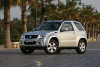 suzuki grand vitara 3 door 2009 1280x960 wallpaper 02