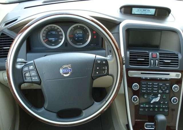 Test Volvo XC60