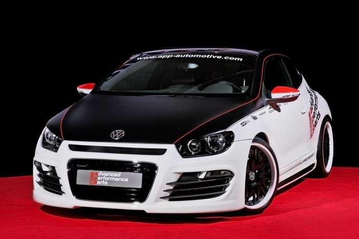 Volkswagen Scirocco by APP Europe