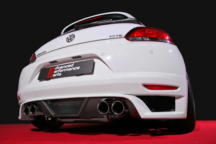 Volkswagen Scirocco by APP Europe